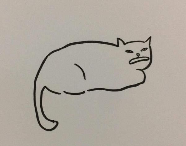 Я не умею писать кот