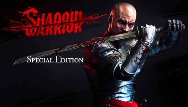 Shadow Warrior: Special Edition бесплатно Shadow Warrior, Special Edition, Steam, Keys, Humble Bundle