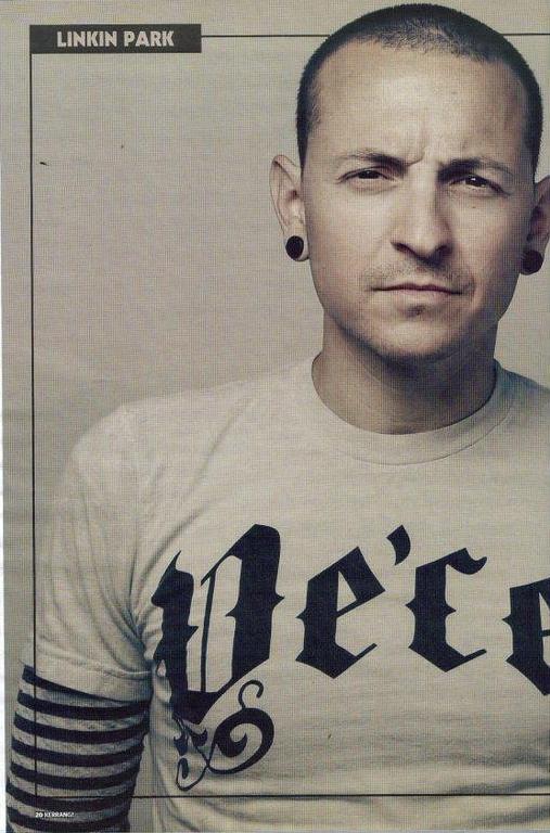 Солист Linkin Park Честер Беннингтон покончил собой. Linkin Park, Честер Беннингтон