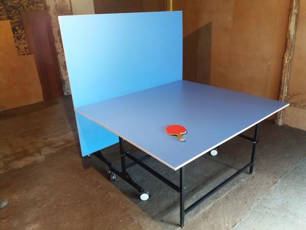 Теннисный стол своими руками Дед, Теннисный стол, Длиннопост