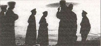 Роберт Кершоу.  Березовые кресты вместо железных. Роберт Кершоу, Великая Отечественная война, длиннопост