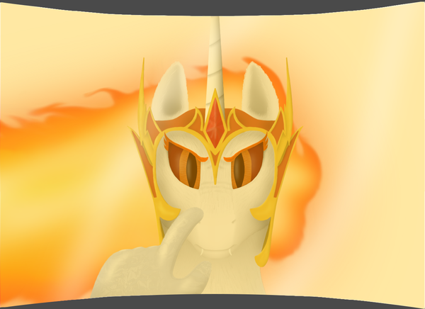 To boop unboopable. my little pony, Daybreaker