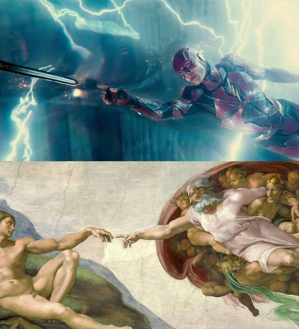 Снайдер опять за свое DC, Лига Справедливости, зак снайдер, Библейские отсылки, длиннопост