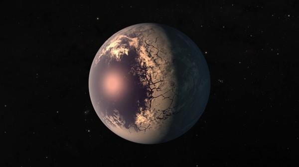 Жизнь на планетах с экстремальными режимами вращения космос, планета, задача