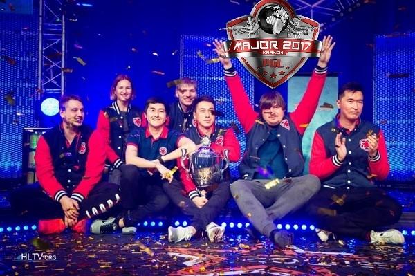 Поздравляем!!! Gambit Gaming, counter-strike, major, windows, поздравление, Победа