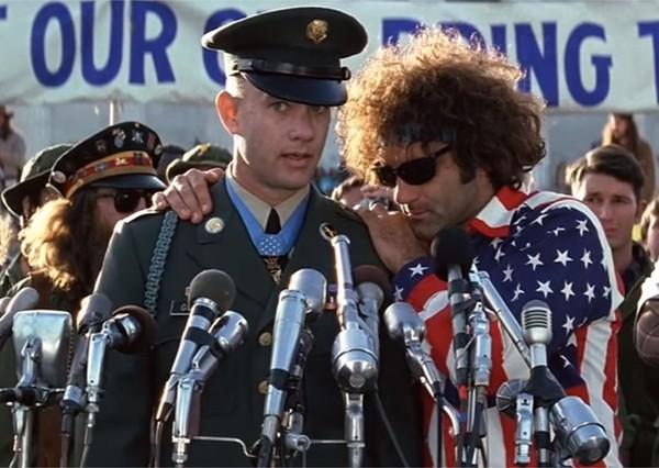 Что сказал Форест Гамп на антивоенном митинге ветеранов Вьетнама dubikvit, Форрест Гамп, Копипаста, видео, длиннопост
