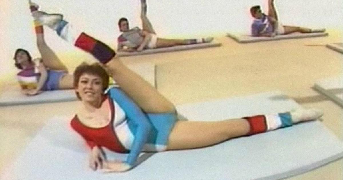 многие гимнастики для генсеков видео живое общение очаровательной