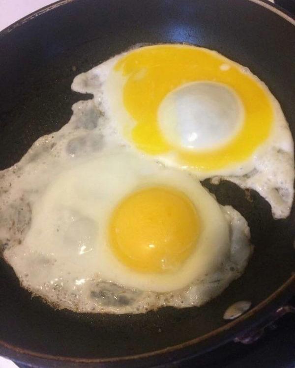 Яйцо и оцйЯ