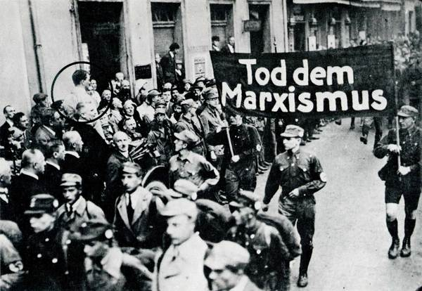 Смерть марксизму Политика, нацизм, Коммунизм, социализм