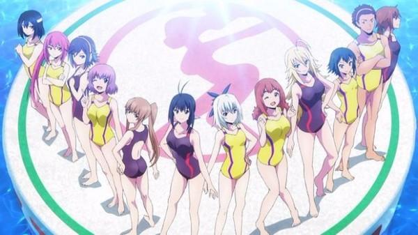 Фанаты превратили аниме-реслинг задницами и грудью в реальный спорт новости, аниме, keijo, спорт, реальность, рестлинг, длиннопост