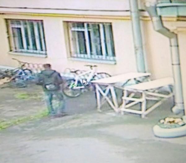 Один сезон Велосипед, Кража, Санкт-Петербург, Длиннопост