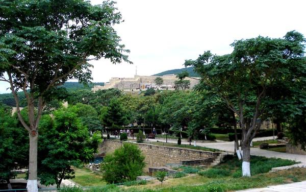 Цитадель Нарын-Кала. Дербент. Дагестан (август 2016). Крепость Нарын-кала, Дербент древний, Дагестан, Длиннопост, Четверг