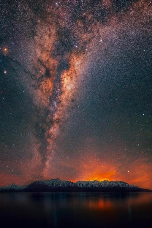 Звёздное небо и космос в картинках - Страница 2 1501175892116871439