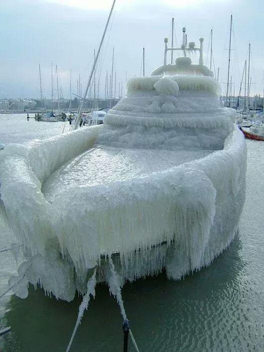 После ледяного шторма