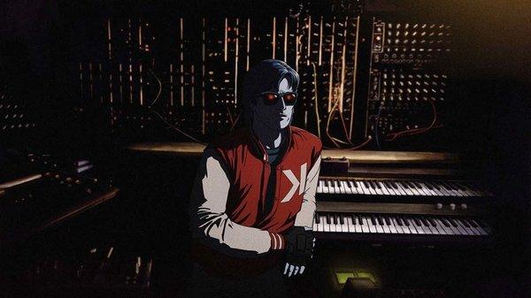 Музыканты. Kavinsky. Retrowave, Synthwave, Музыканты, Видео, Длиннопост