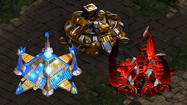 StarCraft:Remastered Шоу-матч легенд Starcraft, StarCraft: Brood War, StarCraft: Remastered, Sc:bw, Sc:r, Игры, Видео