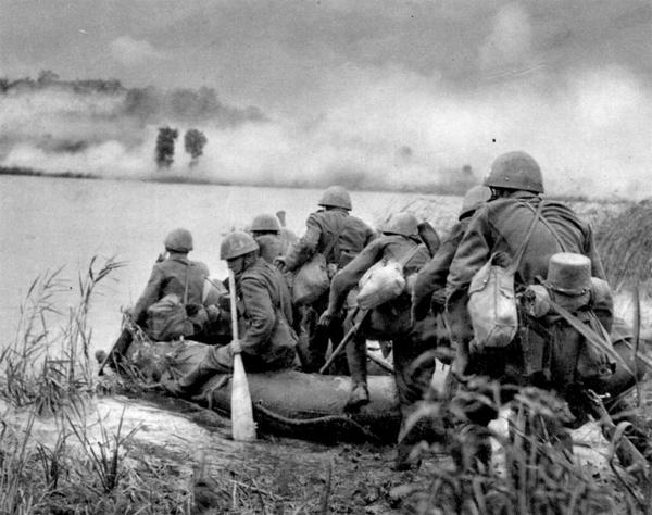 История Второй Мировой Войны в фотографиях #60 вторая мировая война, история, события, Подборка, длиннопост