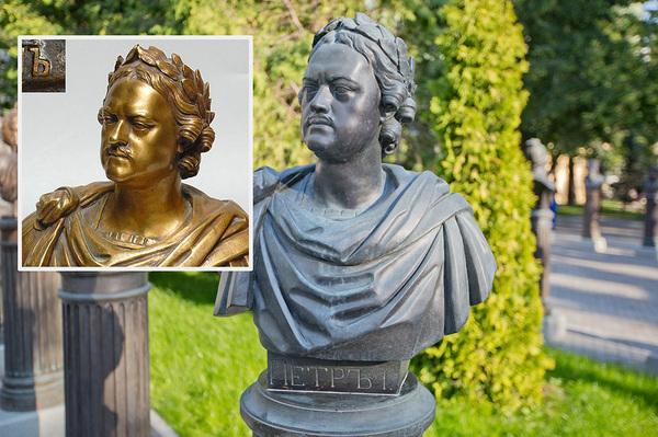Плагиат от Церетелли Ctrl+C & Ctrl+V, Церетелли, плагиат, скульптура, не политика, длиннопост