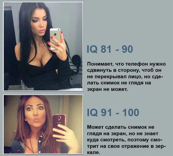 График IQ ТП, IQ, Селфи, Длиннопост