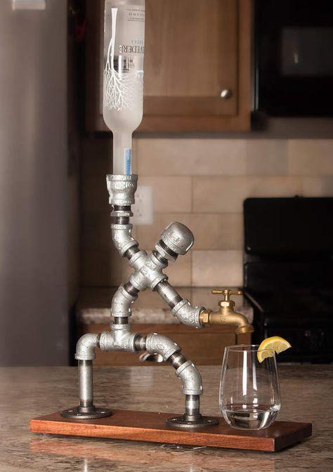 Алкогольный диспенсер - выпить подано!