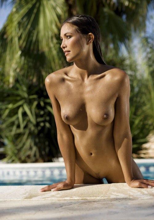 Фото голых топ моделей