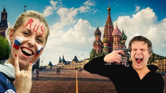 Не надо над ними ржать... Политика, санкции, Америка, Россия, текст, кризис