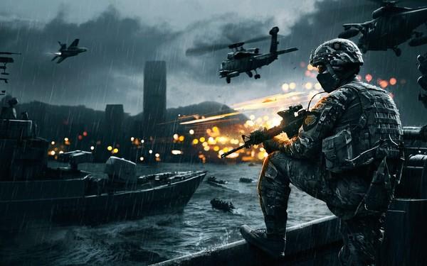 Компания Electronic Arts объявила дату выхода игры Battlefield 5 Battlefield, Шутер, battlefield 4, battlefield 3, Battlefield 1, Компьютерные игры, Игры, новые игры
