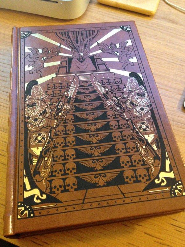 Крис Райт показал обложку своей книги про Кустодиев Warhammer 40k, warhammer, adeptus custodes, Black Library, Wh News, длиннопост