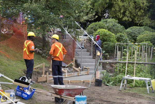 Продолжение истории с лестницей канада, лестница, продолжение историй
