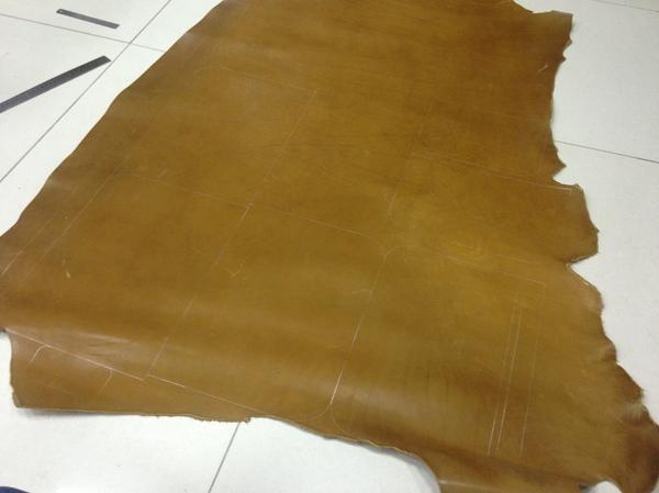 БабаКожевник. Портфелей много не бывает:) изделия из кожи, БабаКожевник, рукоделие с процессом, длиннопост