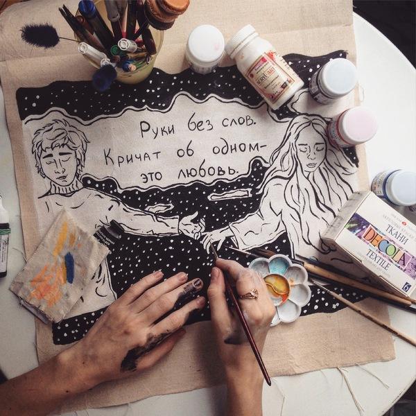 Привет, Пикабу! творчество, арт, полимерная глина, Художник, Портрет, моё, Первый пост, длиннопост