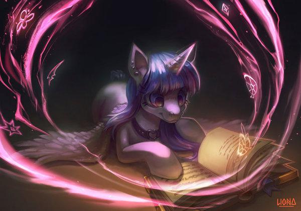 История о Гармонии. my little pony, Twilight Sparkle, арт
