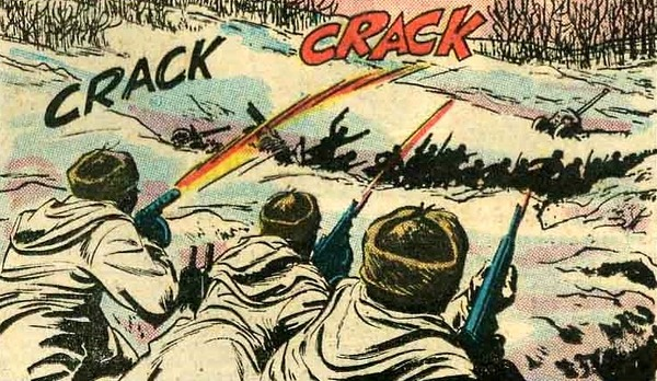 Знакомство с комиксами: Гитлер против Наполеона Dc comics, рип хантер, путешествие во времени, Адольф Гитлер, Гитлер и Наполеон, комиксы-канон, длиннопост