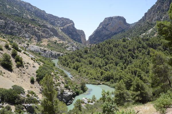 Королевская Тропа - Caminito Del Rey в Испании Испания, путешествия, отдых, горы, Европа, Природа, туризм, длиннопост