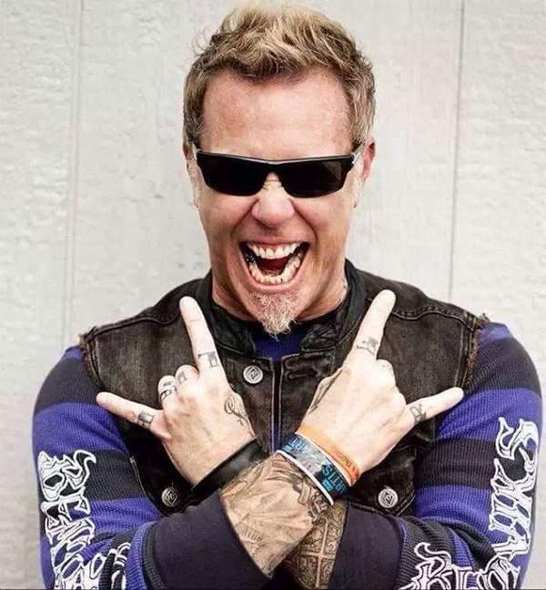 Джеймсу Хэтфилду Metallica сегодня 54! Metallica, Джеймс Хэтфилд, День рождения