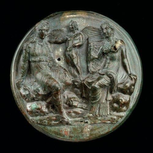 Античные бронзовые зеркала и крышки для них Зеркало, Античность, Древняя греция, Бронза, Длиннопост