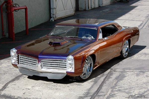 Custom 1967 Pontiac GTO Custom, Pontiac GTO, Muscle car, Длиннопост