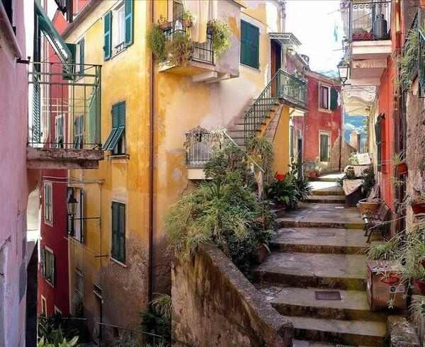Маленький уголок Италии