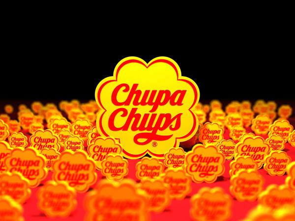 История бренда Chupa Chups логомашина, дизайн, логотип, история, длиннопост, chupa chups
