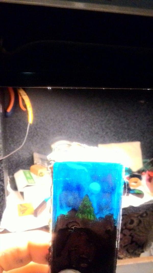 Кулон из дерева и смолы (какое заезженное сочетание слов) + полимерная глина, попытка №2 assassins creed, ручная работа, эпоксидная смола, полимерная глина, дерево, рукоделие с процессом, длиннопост