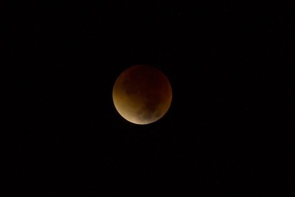 Лунное затмение 07 08 17 Луна, Затмение, Август, 2017