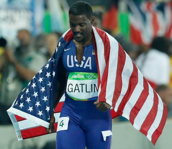 Немного о спорте спорт, гэтлин, допинг, бег, США