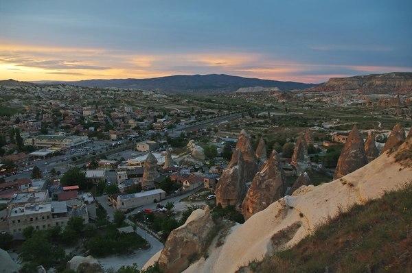 Словить закат в Каппадокии. Турция, туризм, Каппадокия, путешествия, фотография, горы, длиннопост