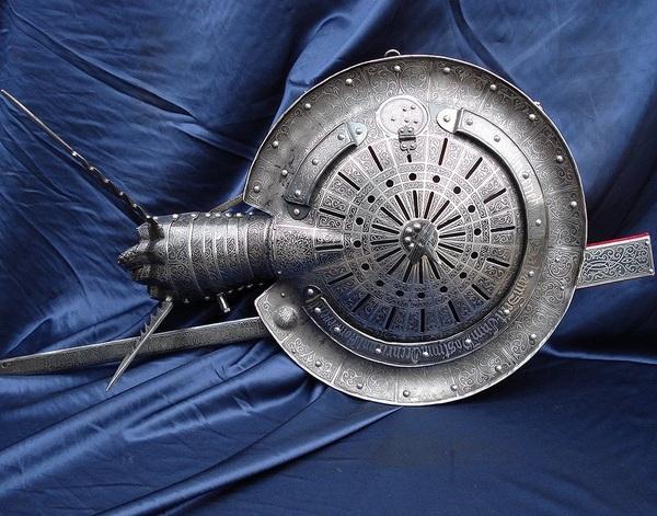 Траншейный рондаш холодное оружие, Оружие, реконструкция, Рыцарь, Военная история, нечто странное, 17 век, броня