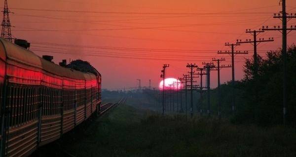 Железную дорогу в обход Украины ввели в строй. Россия, Железная Дорога, Украина, политика, экономика