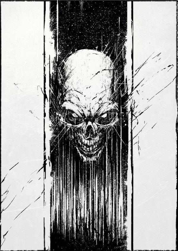 Красный череп Красный череп, Marvel, Гидравлический пресс, Длиннопост