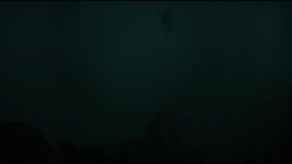 Странное озеро из Игры Престолов игра престолов, спойлер, озеро, бездна