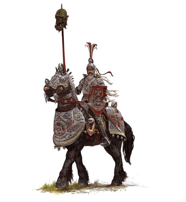 Персонажи Warhammer Fantasy от Adrian Smith warhammer fantasy battles, warhammer, расы, Adrian Smith, Wh art, длиннопост