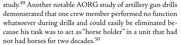 Исследование операций. Horse holder World war 2, Operations research