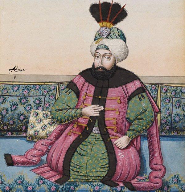 Секс при султане